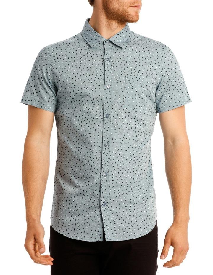 Rye Short Sleeve Print Shirt image 1