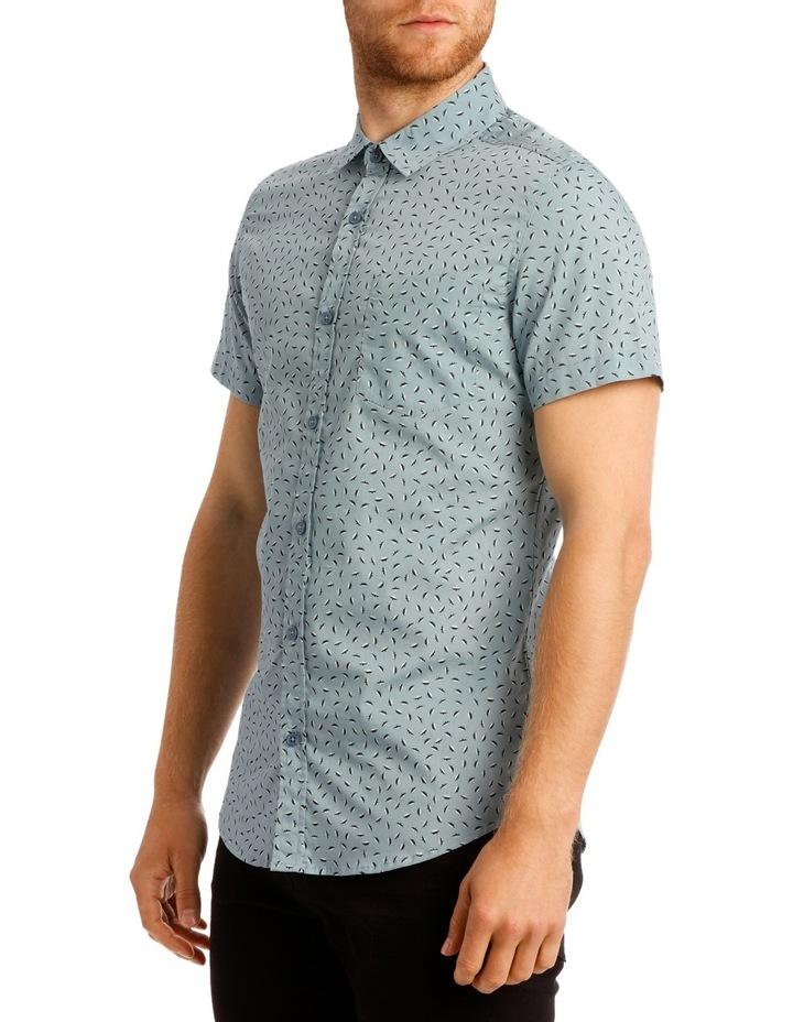 Rye Short Sleeve Print Shirt image 2