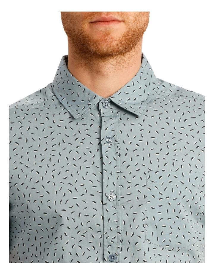 Rye Short Sleeve Print Shirt image 4