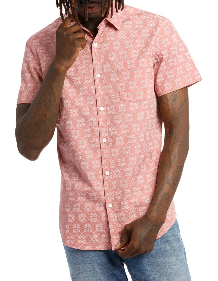 Cannes Short Sleeve Print Shirt image 1