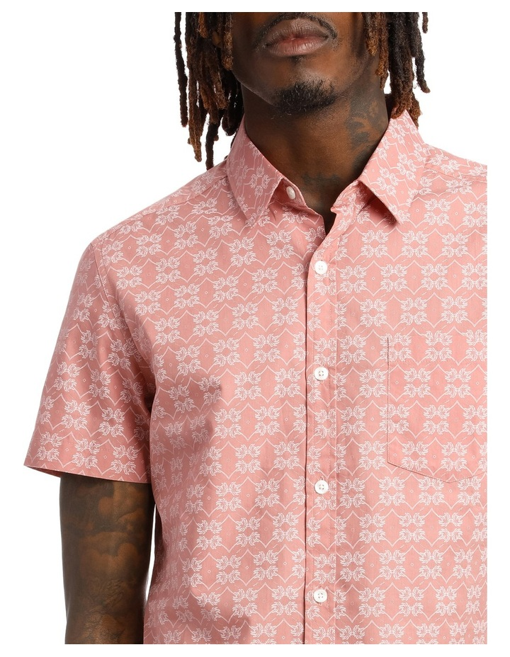 Cannes Short Sleeve Print Shirt image 4