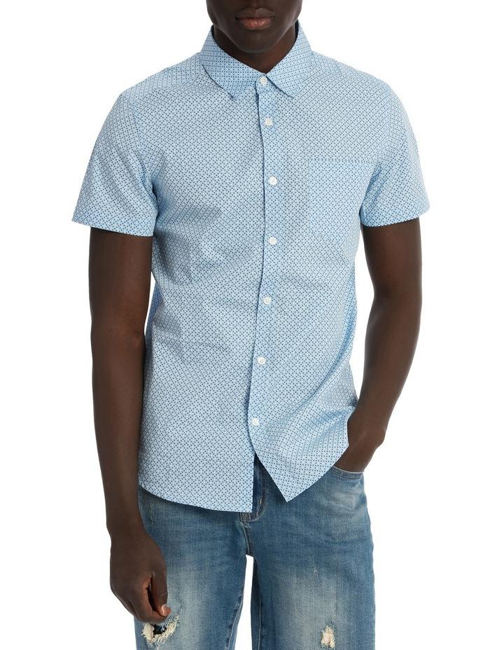 St Tropez Short Sleeve Print Shirt image 1