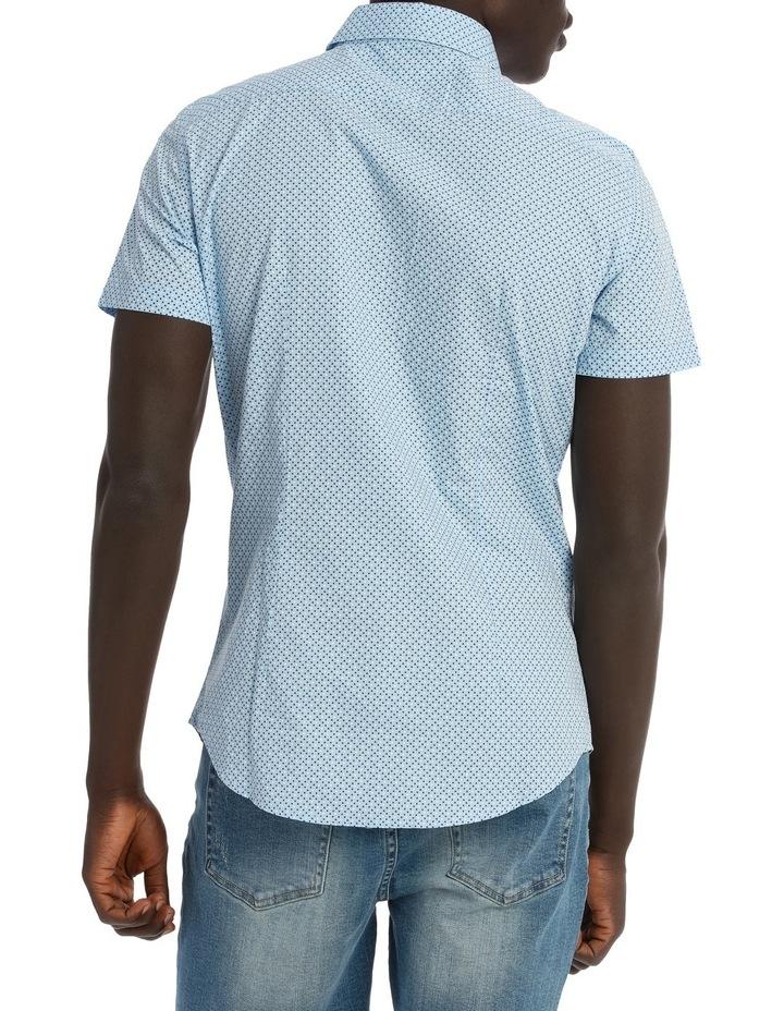 St Tropez Short Sleeve Print Shirt image 3