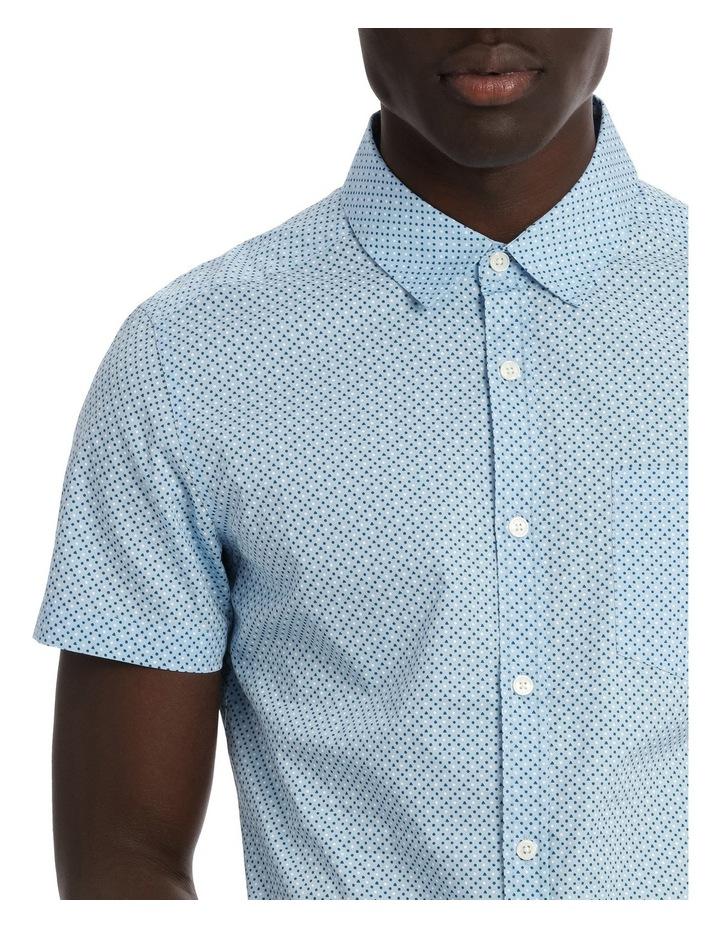 St Tropez Short Sleeve Print Shirt image 4
