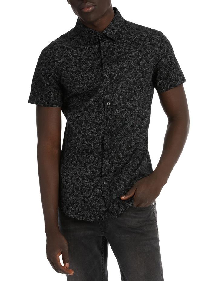 Hastings Short Sleeve Print Shirt image 1