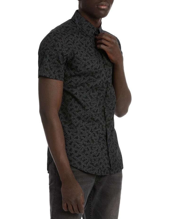 Hastings Short Sleeve Print Shirt image 2