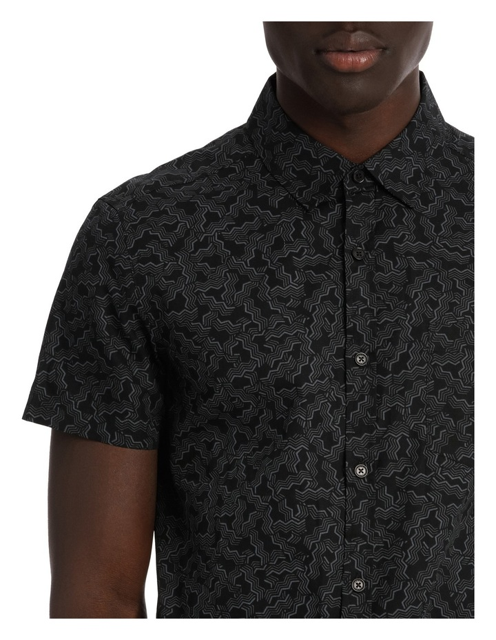 Hastings Short Sleeve Print Shirt image 4
