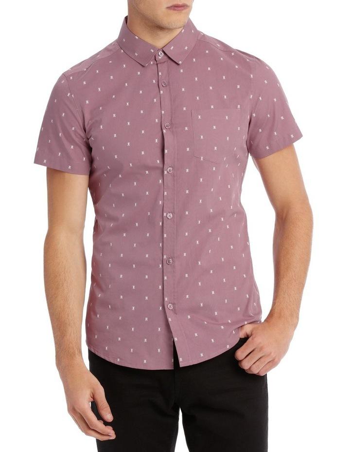 Addis Short Sleeve Print Shirt image 1
