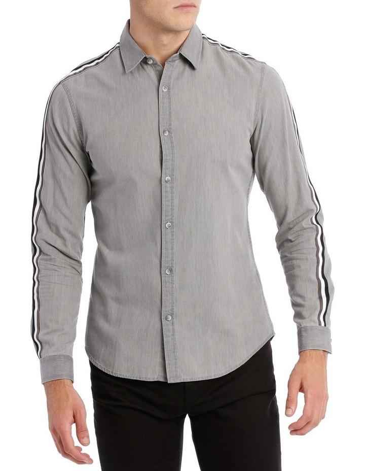 Gatlin Long Sleeve Denim Shirt image 1