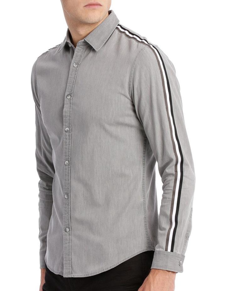 Gatlin Long Sleeve Denim Shirt image 2