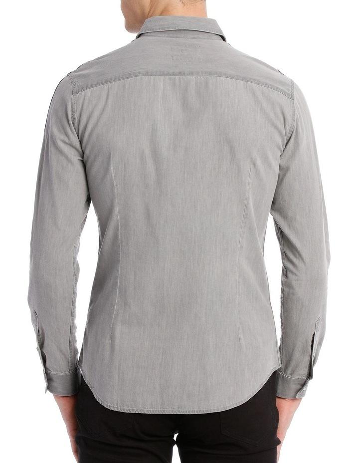 Gatlin Long Sleeve Denim Shirt image 3