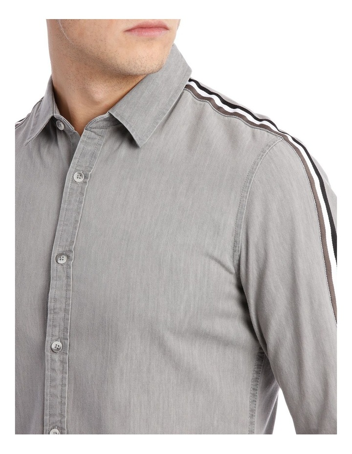 Gatlin Long Sleeve Denim Shirt image 4