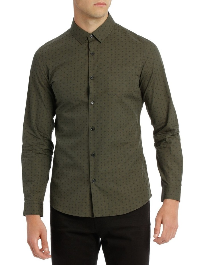 Maputo Long Sleeve Print Shirt image 1