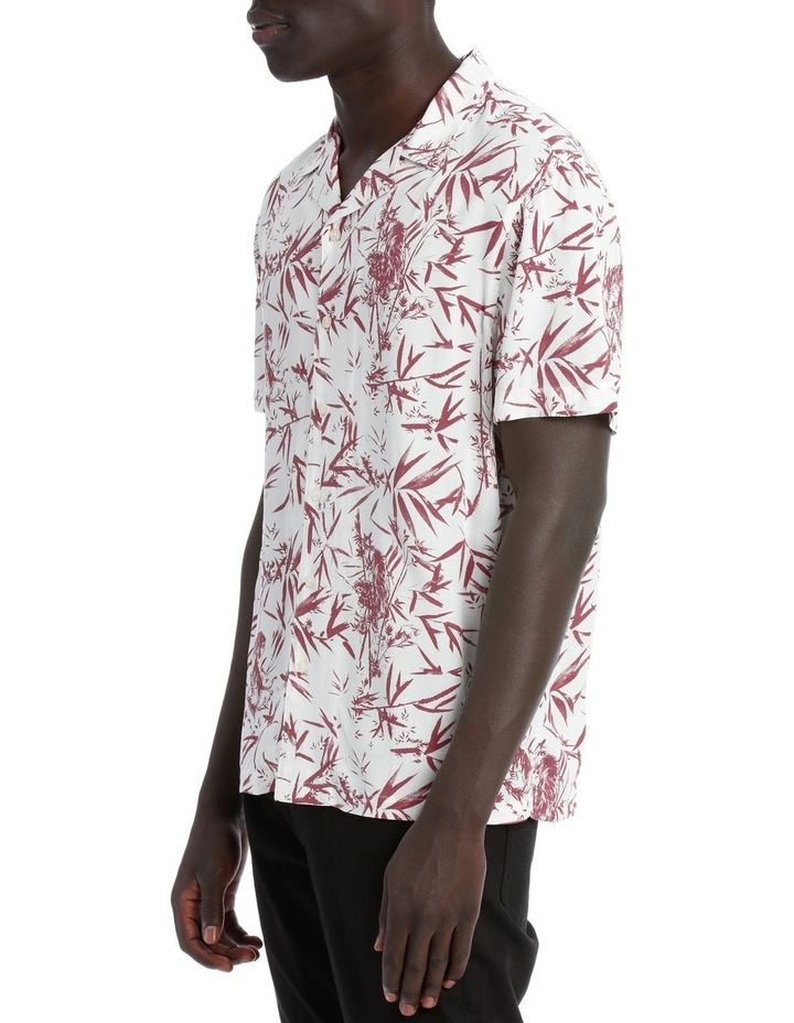 Stealth Short Sleeve Rayon Shirt image 2