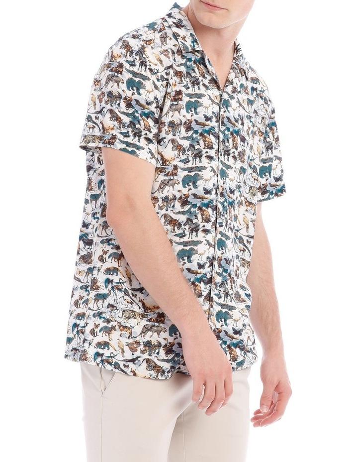 Madagascar Short Sleeve Rayon Shirt image 2