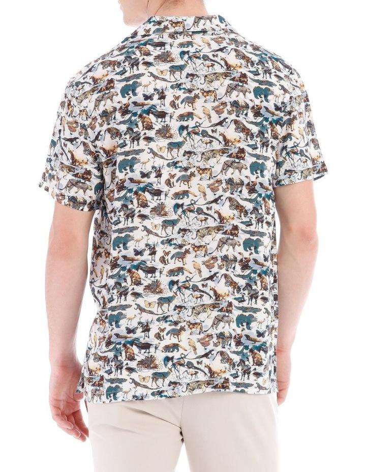 Madagascar Short Sleeve Rayon Shirt image 3