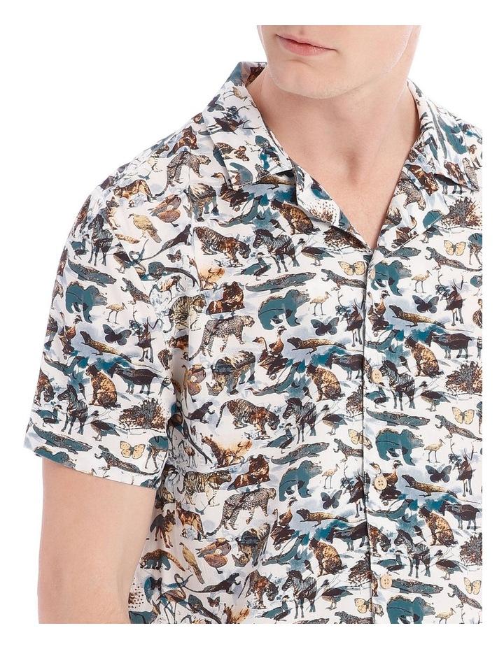 Madagascar Short Sleeve Rayon Shirt image 4
