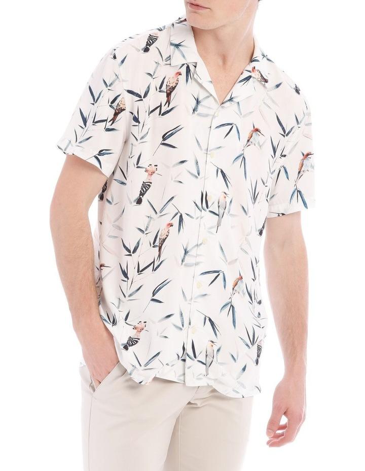 Nightingale Short Sleeve Rayon Shirt image 1
