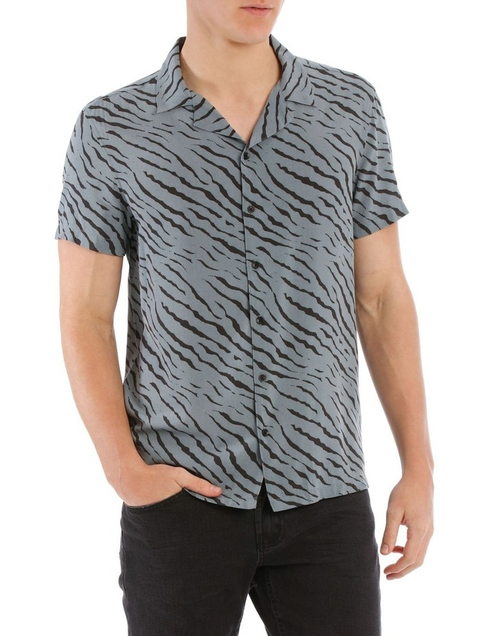 Zeal Short Sleeve Rayon Shirt image 1