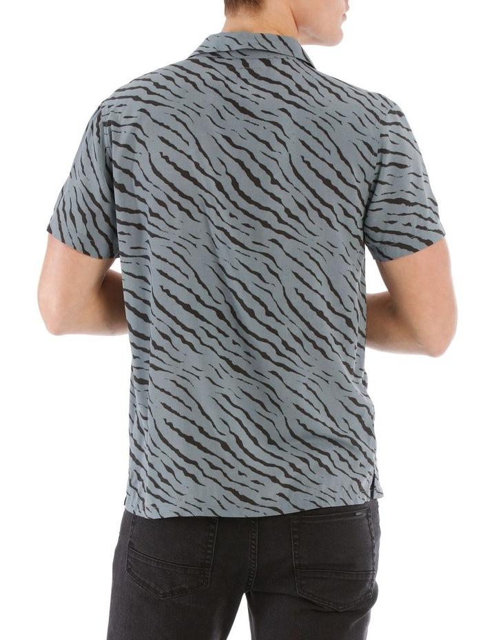 Zeal Short Sleeve Rayon Shirt image 3