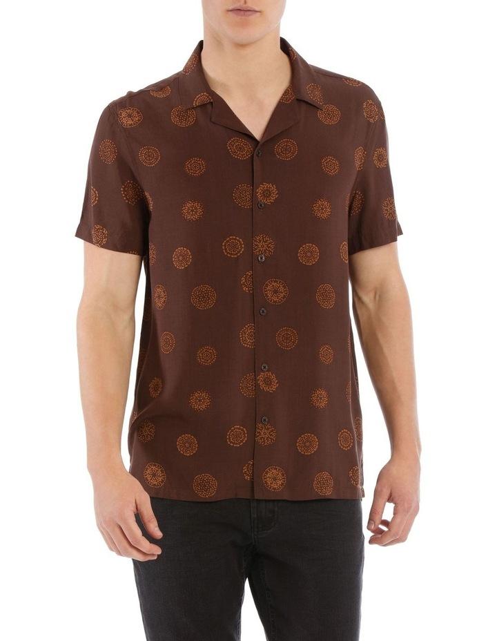 Kibo Short Sleeve Rayon Shirt image 1