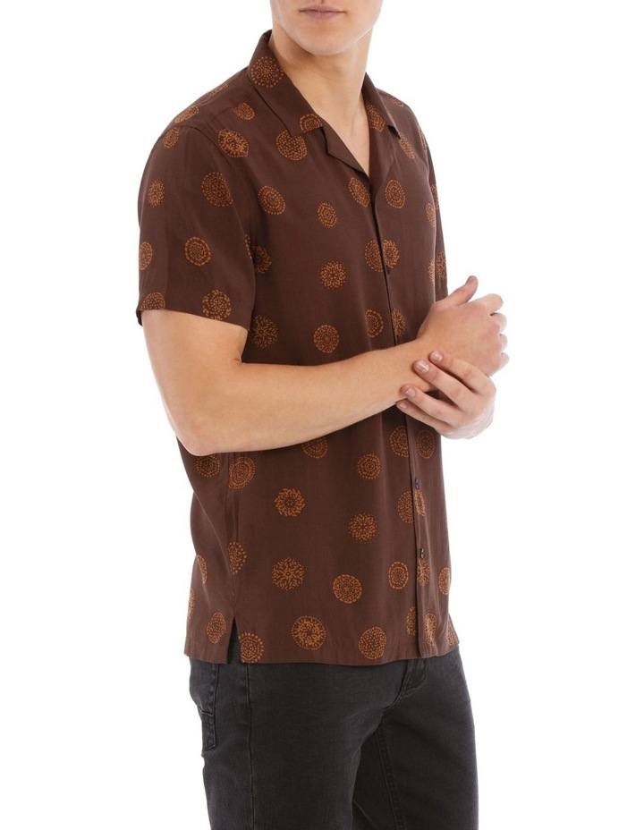 Kibo Short Sleeve Rayon Shirt image 2