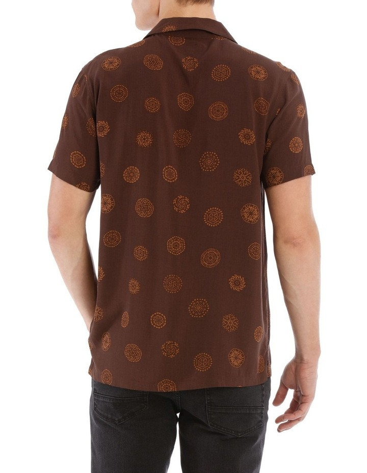 Kibo Short Sleeve Rayon Shirt image 3