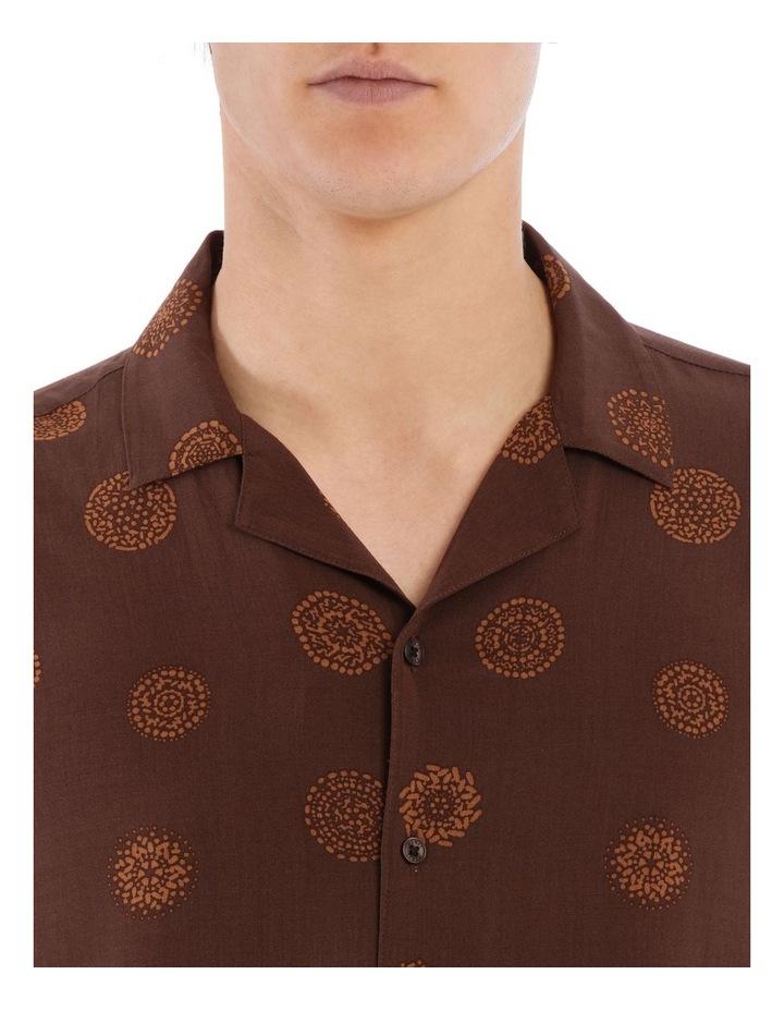 Kibo Short Sleeve Rayon Shirt image 4