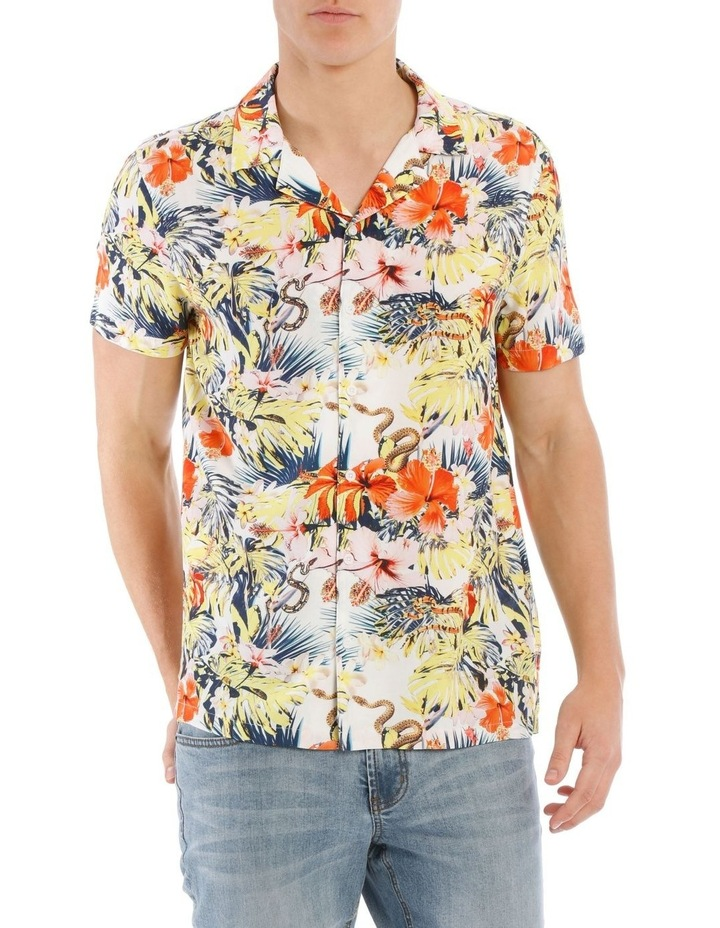 Jungle Book Short Sleeve Rayon Shirt image 1