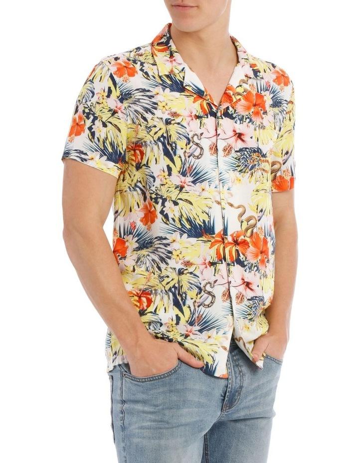 Jungle Book Short Sleeve Rayon Shirt image 2