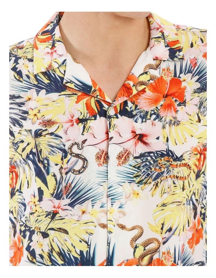 Jungle Book Short Sleeve Rayon Shirt image 4