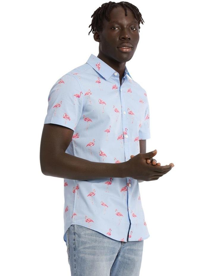 Bend It Short Sleeve Print Shirt image 2