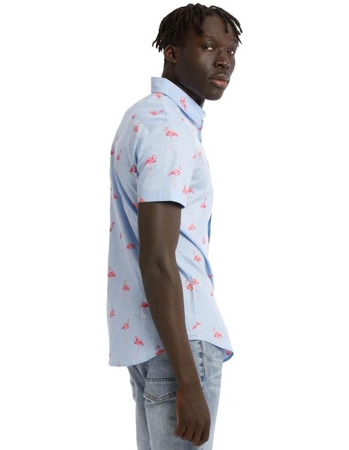 Bend It Short Sleeve Print Shirt image 3