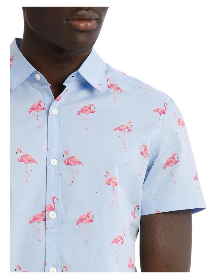 Bend It Short Sleeve Print Shirt image 4