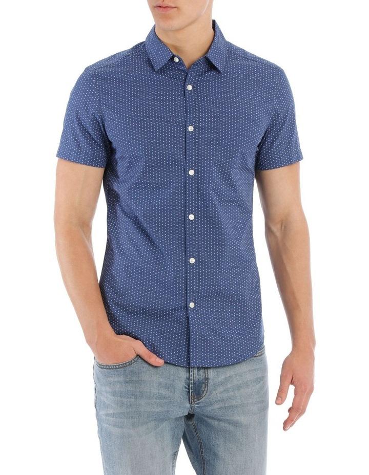 Algorithm Short Sleeve Print Shirt image 1