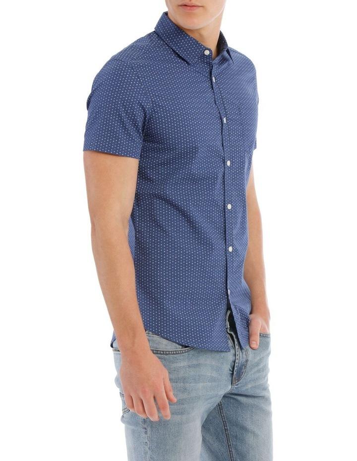 Algorithm Short Sleeve Print Shirt image 2