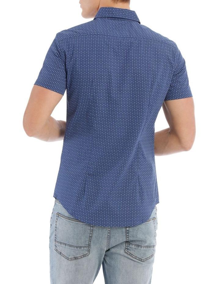 Algorithm Short Sleeve Print Shirt image 3