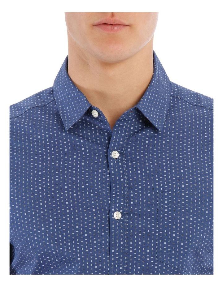 Algorithm Short Sleeve Print Shirt image 4