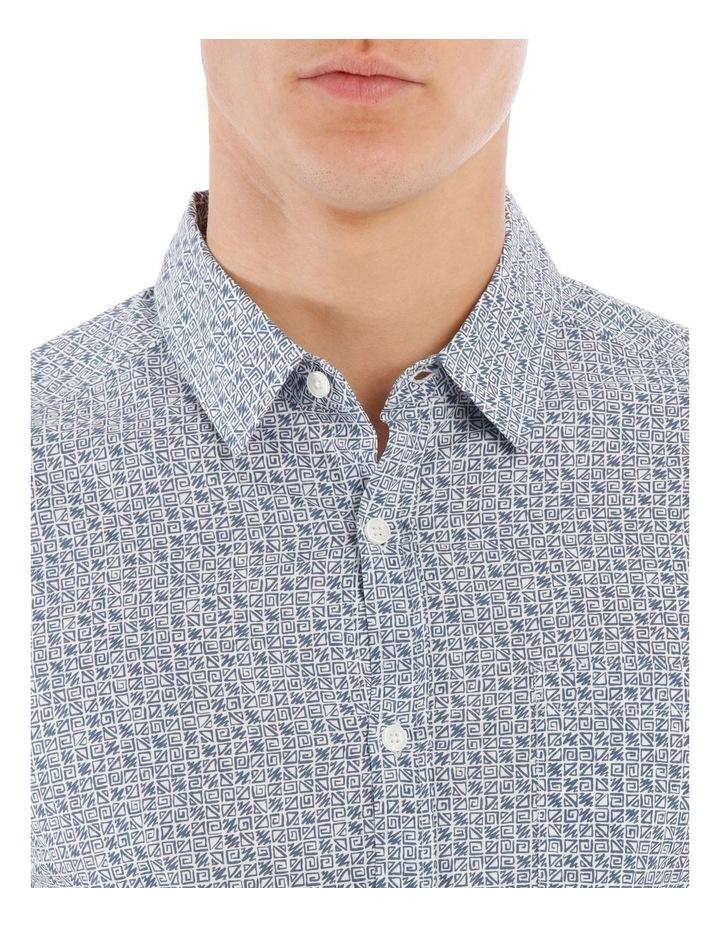 Checkers Short Sleeve Print image 4