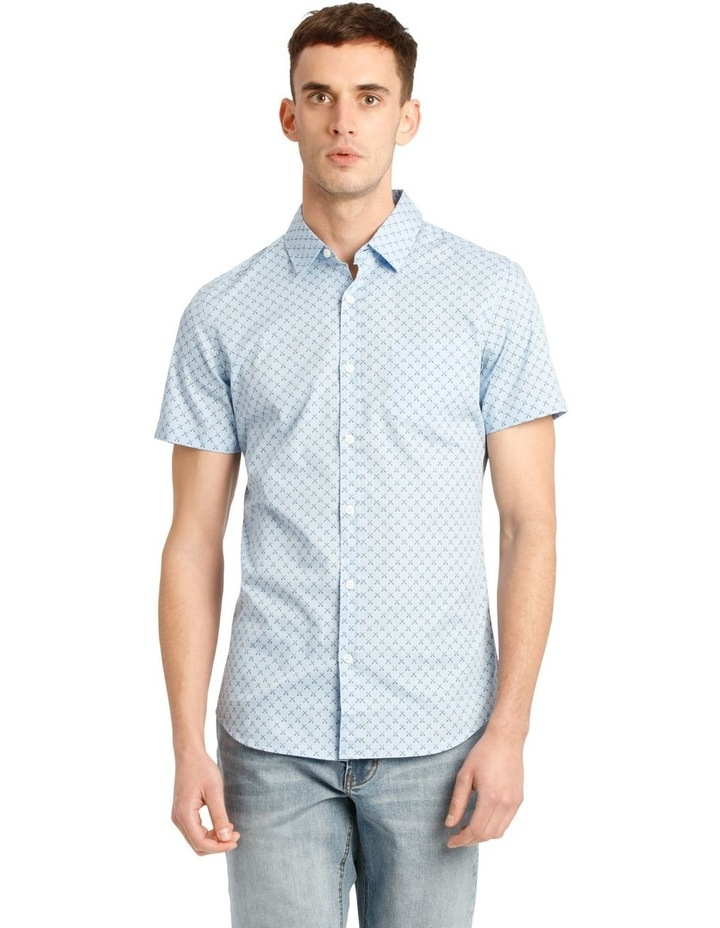 St Brew Short Sleeve Print Shirt image 1