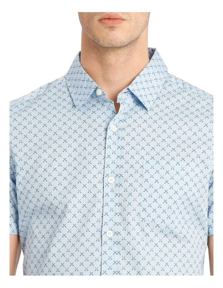 St Brew Short Sleeve Print Shirt image 4