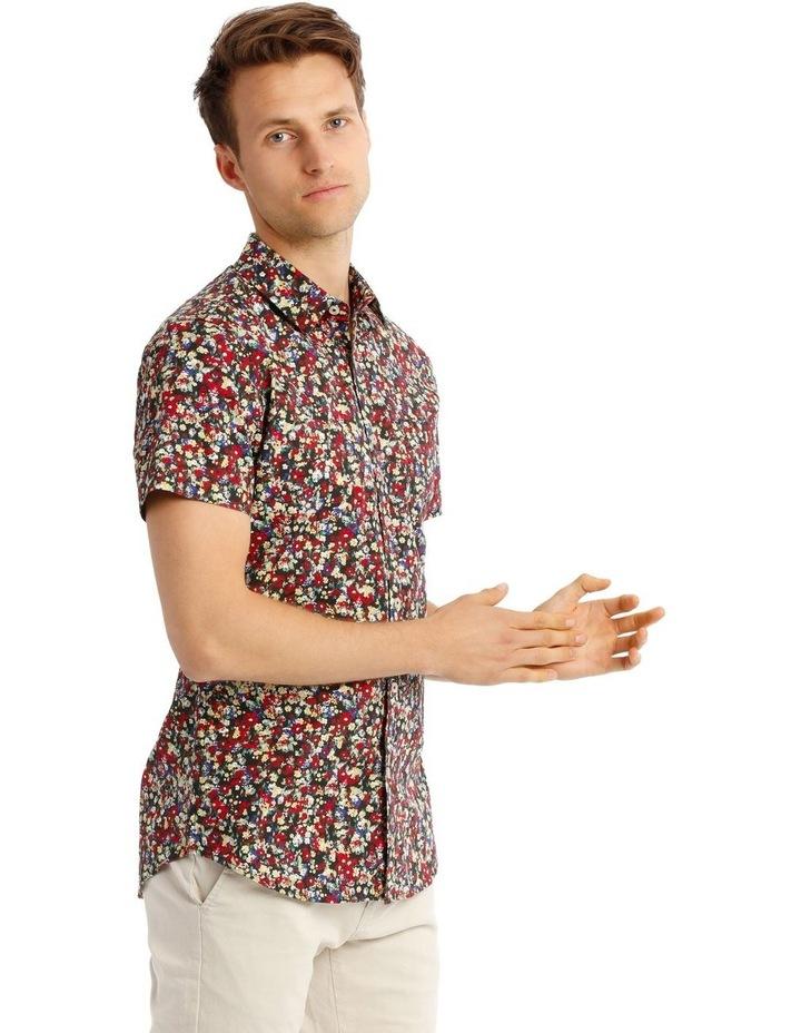 Claude Short Sleeve Print Shirt image 2