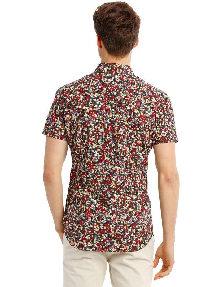 Claude Short Sleeve Print Shirt image 3