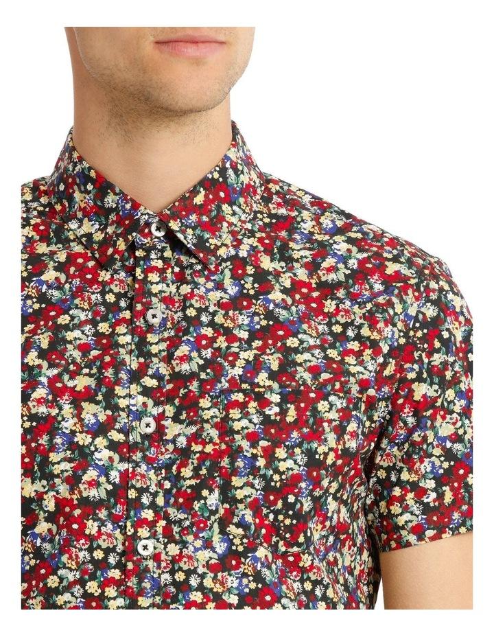 Claude Short Sleeve Print Shirt image 4