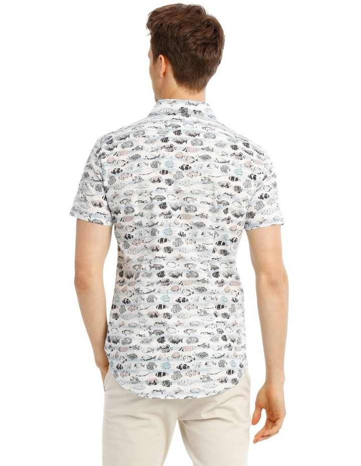 Shark Bait Short Sleeve Print Shirt image 3