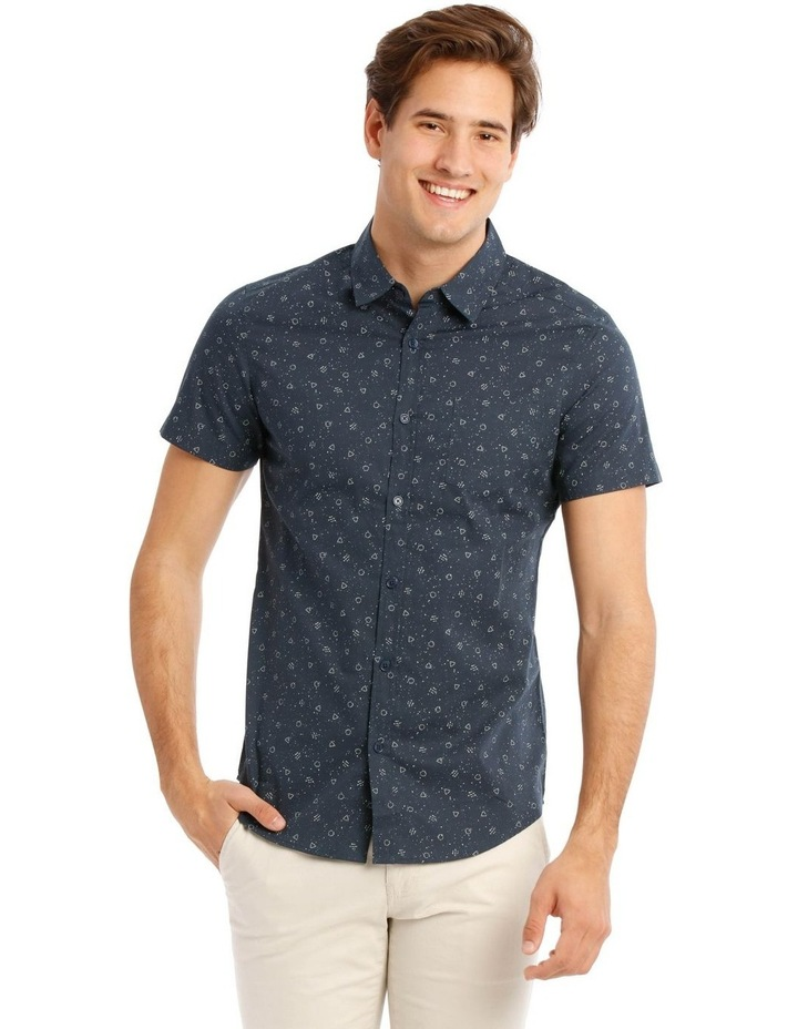 Gravity Short Sleeve Print Shirt image 1
