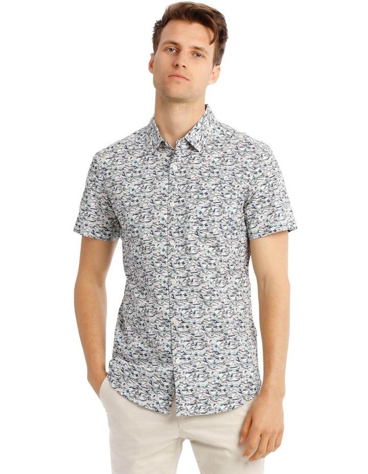 Cool Running Short Sleeve Print Shirt image 1