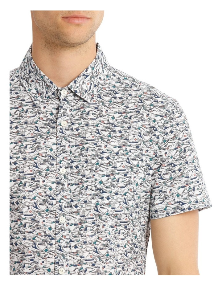 Cool Running Short Sleeve Print Shirt image 4