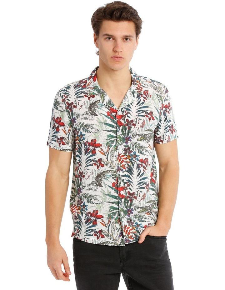 Malolo Print Short Sleeve Rayon Shirt image 1