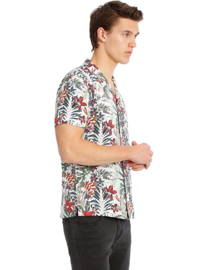 Malolo Print Short Sleeve Rayon Shirt image 2